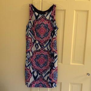 Vince Camuto Patterned Dress